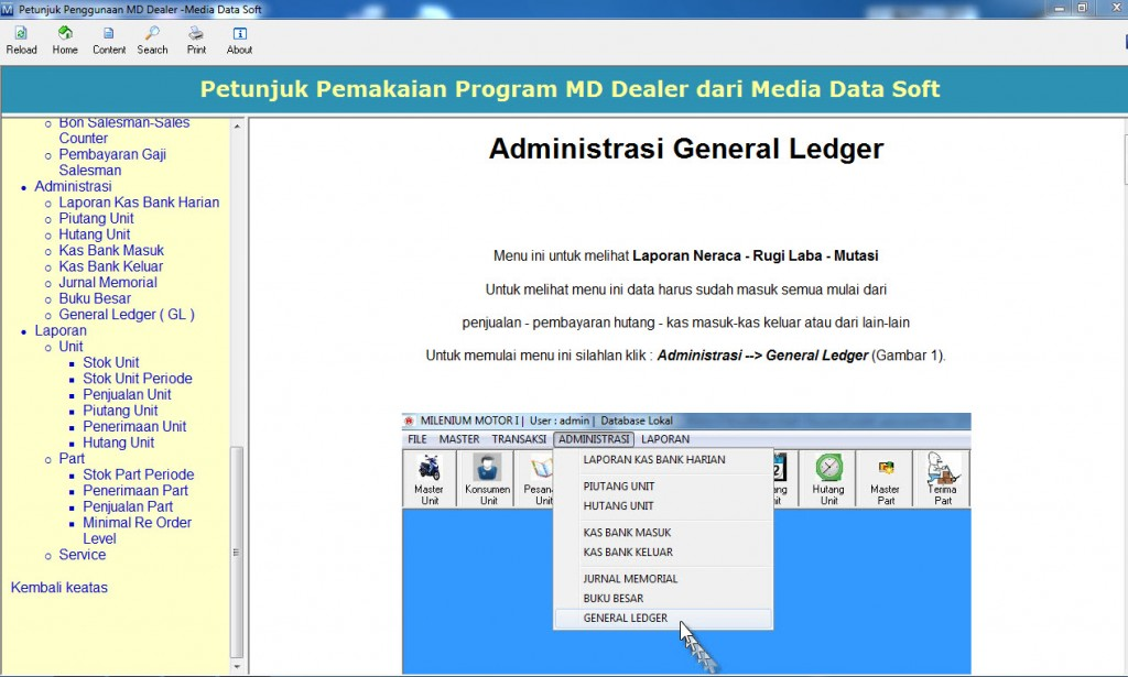 Bantuan-program-general-ledger